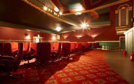 Art Deco Decadence At Regal Cinema