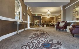 The Power Of Nature Revealed At The Glendower Hotel