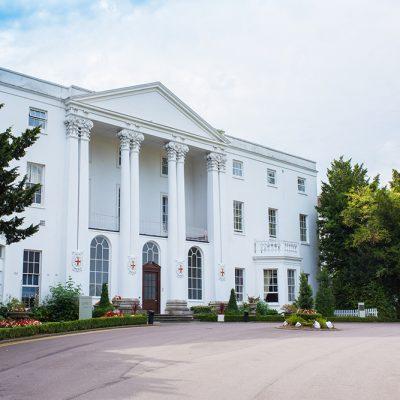 Beaumont Chapel Estate Exterior