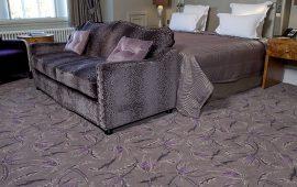 Wilton Carpets Above Par At The Gleneagles Hotel