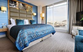 Signature Style At The Luxurious The St David's Hotel and Spa