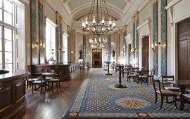 Wilton Carpets Commercial Is Star Of The Show At The Theatre Royal