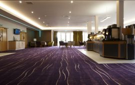 A Carpet Worth Conferring On From Wilton Carpets Commercial
