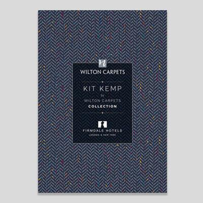 Kit Kemp by Wilton Carpets Collection