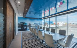 Signature Style from Wilton at London Luton Airport