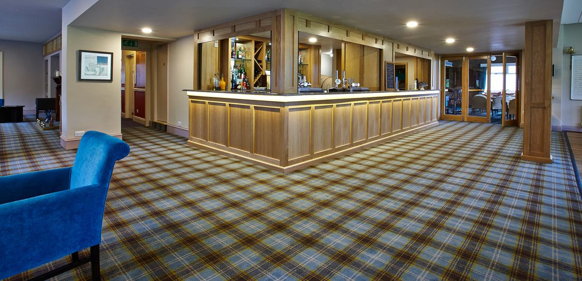 Golf Club Carpet from Wilton Carpets