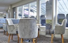 Bespoke Carpet Raises Game At Derby County