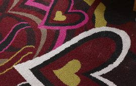 Swinging Carpet At The Imperial