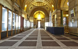 A Marvel Of Millimetres At Leeds Civic Hall