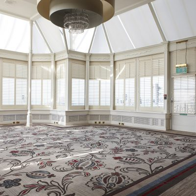 Grand Hotel, Brighton, Wilton Bespoke Carpet
